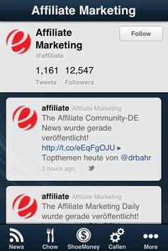 Affiliate Marketing screenshot 2