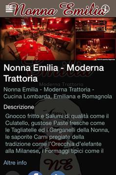 Nonna Emilia Moderna Trattoria poster