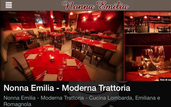 Nonna Emilia Moderna Trattoria screenshot 2