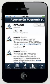 APASur apk screenshot