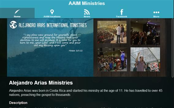 AAIM apk screenshot
