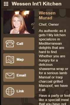 Wessen Kitchen apk screenshot