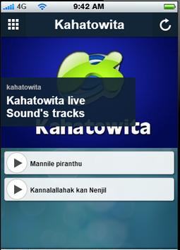 Kahatowita News apk screenshot