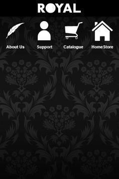 Royal ® Clothing poster