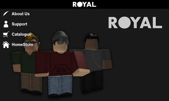 Royal ® Clothing screenshot 4