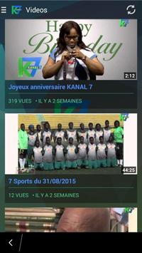 Kanal7 Télévision apk screenshot