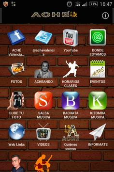 ACHE´ BAILA SALSA screenshot 7