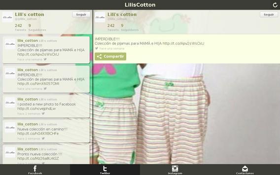 LilisCotton apk screenshot