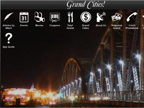 Grand Cities! poster
