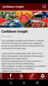 Caribbean Insight Magazine apk screenshot