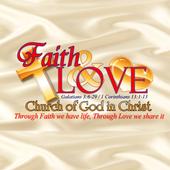 Faith and Love COGIC App icon