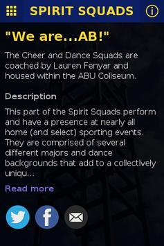 ABU Spirit Squads apk screenshot