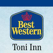 Best Western Toni Inn icon