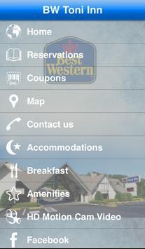 Best Western Toni Inn screenshot 1