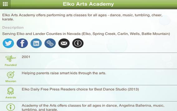 Elko Arts Academy apk screenshot