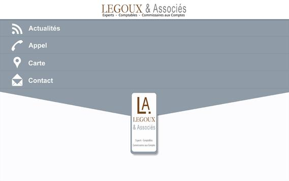 LEGOUX Expert Comptable poster