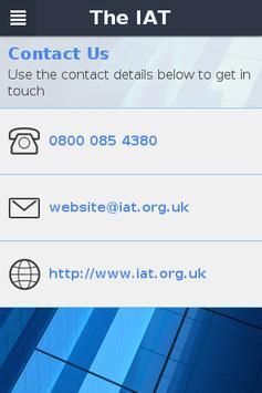 Institute Animal Technology screenshot 1