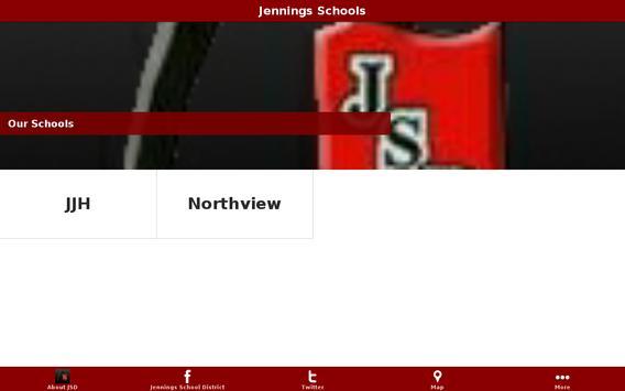 Jennings School District screenshot 1
