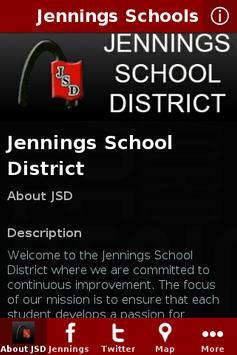 Jennings School District screenshot 2