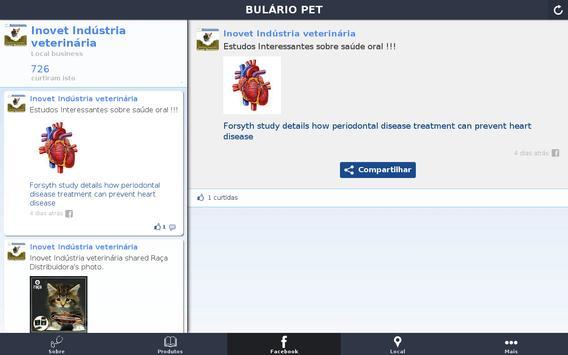 Bulário Inovet Pet screenshot 2