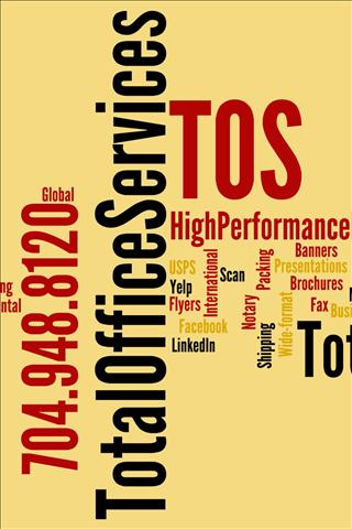 Total Office Services - poster