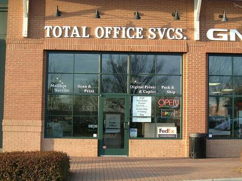 Total Office Services - screenshot 4