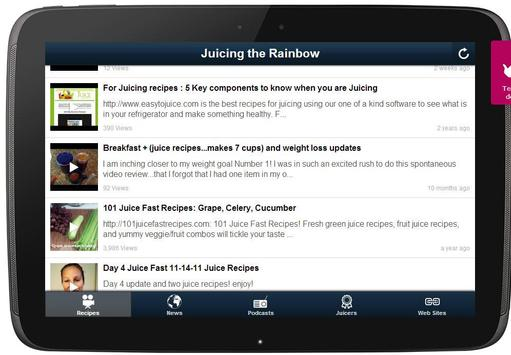 Juicing the Rainbow for Android - APK Download