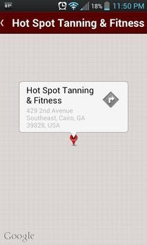 Hot Spot Tanning & Fitness screenshot 1