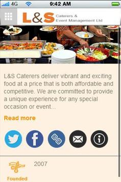 L and S Caterers screenshot 3