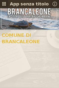 Comune  di Brancaleone poster