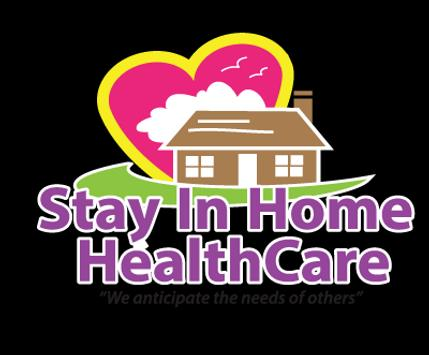 StayInHome Healthcare poster