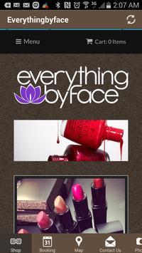 Everything By Face, EBF screenshot 1
