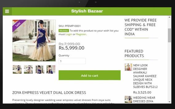 Stylish Bazaar apk screenshot