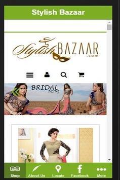 Stylish Bazaar poster