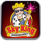 Sky King Fireworks icon