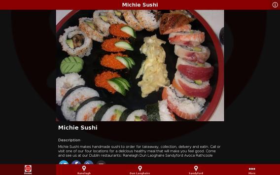 Michie Sushi screenshot 2