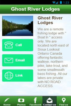 Ghost River Lodges poster