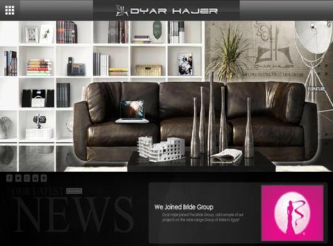 DyarHajer Co. apk screenshot