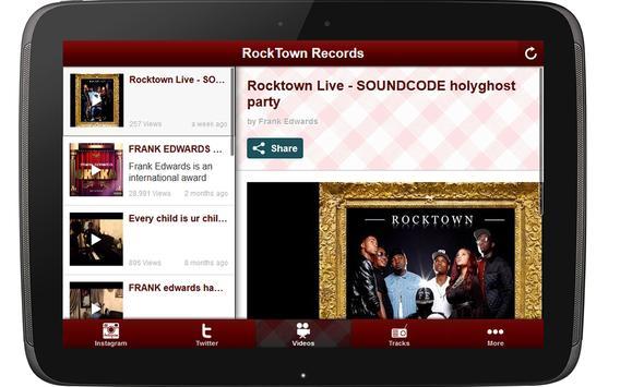 RockTown Records screenshot 3