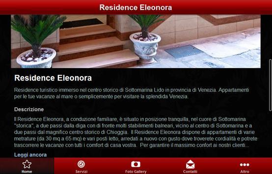 Residence Eleonora screenshot 8
