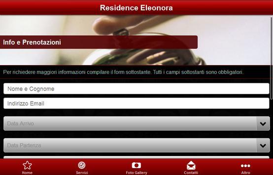 Residence Eleonora screenshot 11