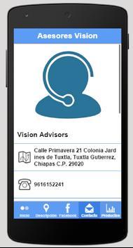 Vision Advisors apk screenshot