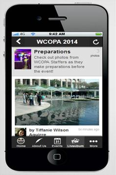 WCOPA - by Worldstars™ apk screenshot