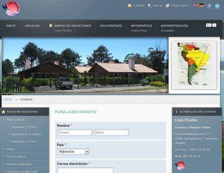 Vacaciones en Uruguay! screenshot 1