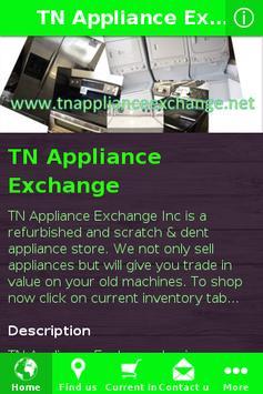 TN Appliance Exchange LLC poster
