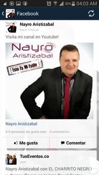 Nayro Aristizabal App screenshot 3