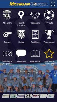 MI Soccer Tryout Guide Lite poster
