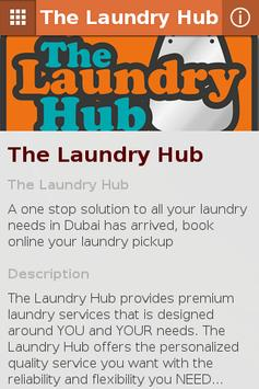 The Laundry Hub apk screenshot