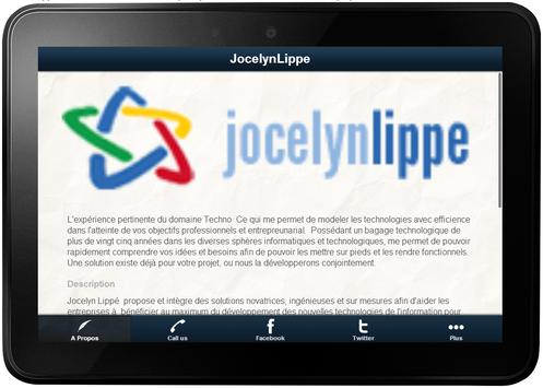 Jocelyn Lippe apk screenshot