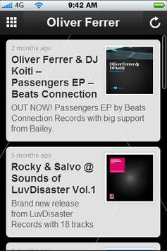 Oliver Ferrer screenshot 1